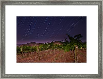 Nocturne Framed Print by Ryan Weddle
