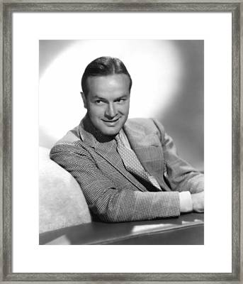 Nothing But The Truth, Bob Hope, 1941 Framed Print by Everett