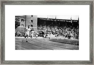 Olympic Games, 1912 Framed Print by Granger