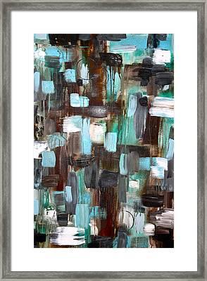 Organic Framed Print by Eric Chapman