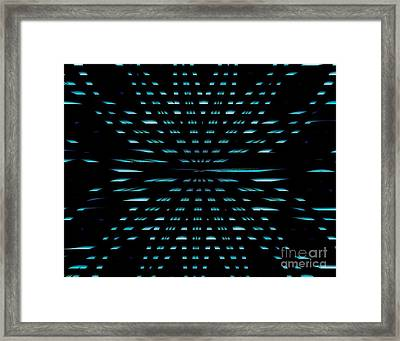 Outerspace Framed Print by Marsha Heiken