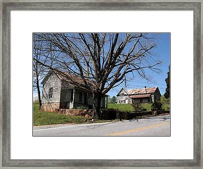 Overseer  Framed Print by Tammy Cantrell