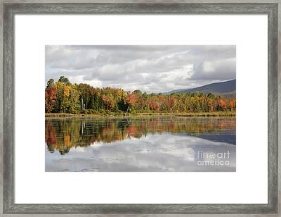 Pondicherry Wildlife Refuge - Jefferson New Hampshire Framed Print by Erin Paul Donovan