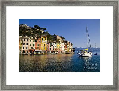 Portofino Framed Print by Mats Silvan