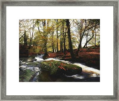 Sally Gap, County Wicklow, Ireland Framed Print by The Irish Image Collection