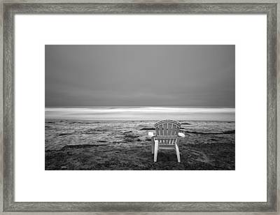 Serenity Framed Print by Larry Marshall