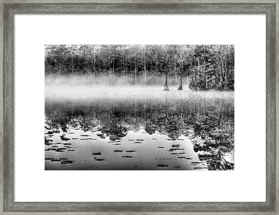 Shrouded Framed Print by JC Findley