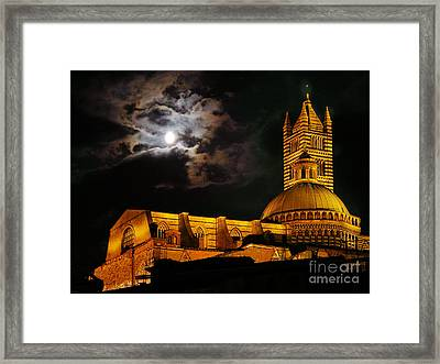 Siena Cathedral Framed Print by Jim Wright