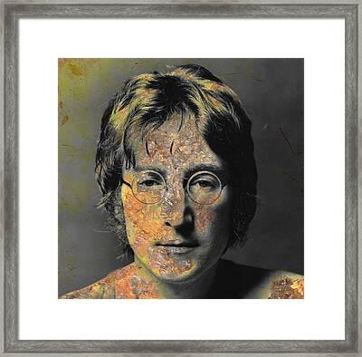 Smart Beatle  Framed Print by Chandler  Douglas
