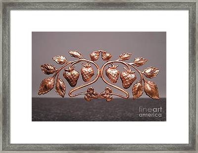 Stampings 29 Framed Print by Dwight Goss