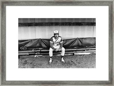 Ted Turner (1938- ) Framed Print by Granger