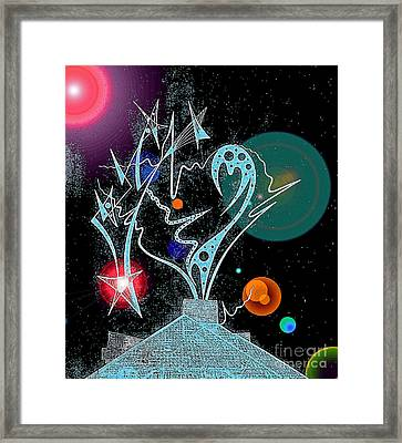 The Beat Framed Print by Jose Vasquez