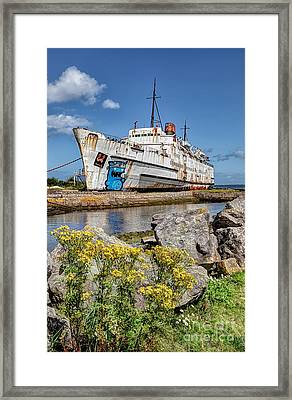 The Duke Framed Print by Adrian Evans