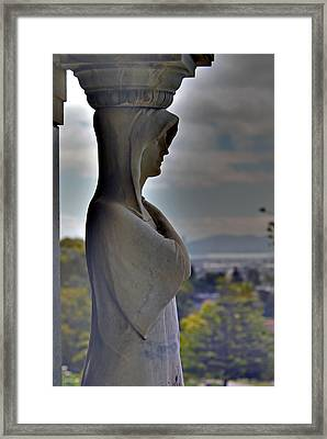 The Guardian -r- Framed Print by Phil Bongiorno