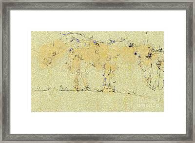 The Horse Framed Print by Odon Czintos