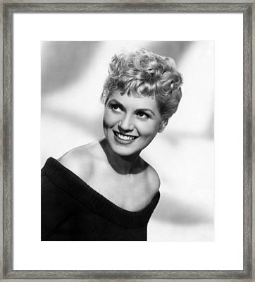 The Marrying Kind, Judy Holliday, 1952 Framed Print by Everett