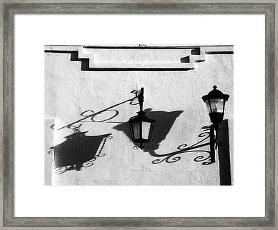 Undercover Framed Print by Skip Hunt