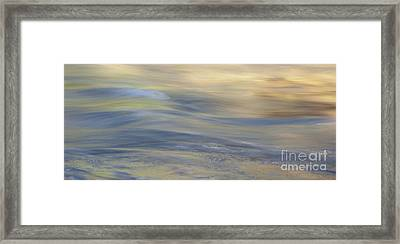 Water Impression 3 Framed Print by Catherine Lau