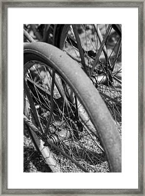 Western Flyer Framed Print by Gordon Dean II