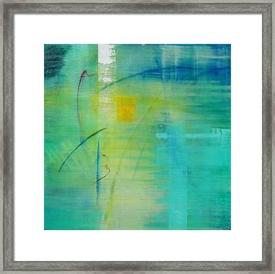 Whisper Framed Print by Ethel Vrana
