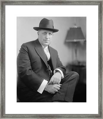 William Randolph Hearst 1863-1951 Framed Print by Everett
