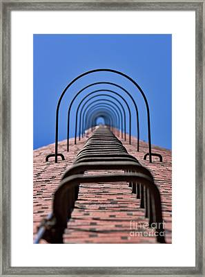 Zeche Zollverein Essen Framed Print by Joerg Lingnau