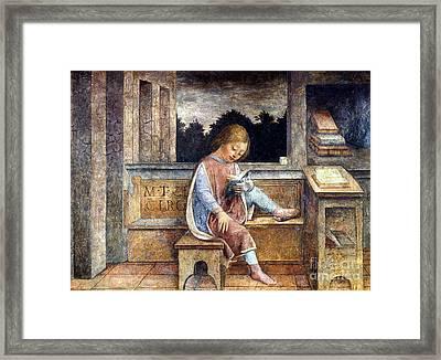 Marcus Tullius Cicero Framed Print by Granger