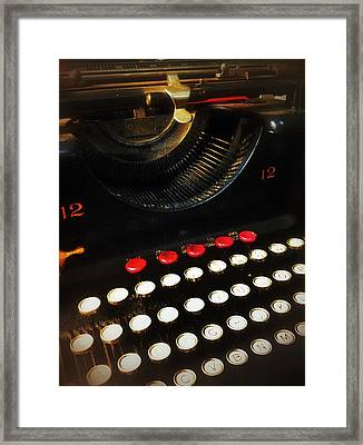 12 To 12 Framed Print by Olivier Calas