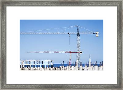 Untitled Framed Print by Greg Stechishin