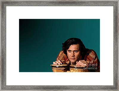 131. It's What I'm Good At Framed Print by Tam Hazlewood