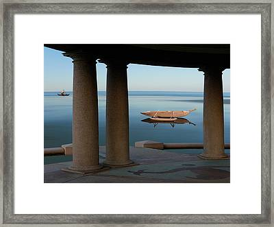 1346 Framed Print by Peter Holme III