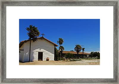 13th Mission Framed Print by Methune Hively