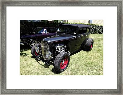 1931 Ford Victoria . 5d16454 Framed Print by Wingsdomain Art and Photography