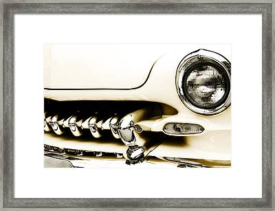 1949 Mercury Framed Print by Scott Norris