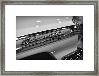 1964 Ford Galaxie 500 Xl Framed Print by Gordon Dean II