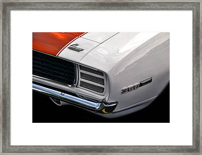 1969 Chevrolet Camaro Indianapolis 500 Pace Car Framed Print by Gordon Dean II