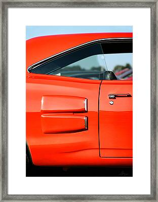 1969 Dodge Coronet Super Bee Framed Print by Gordon Dean II