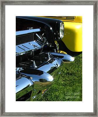 1953 Mercury Monterey Framed Print by Peter Piatt