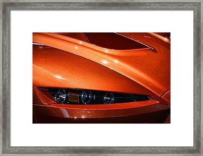 2012 Falcon Motor Sports F7 Series 1  Framed Print by Gordon Dean II