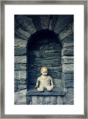 Doll Framed Print by Joana Kruse