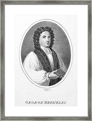 George Berkeley (1685-1753) Framed Print by Granger