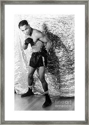 Henry Armstrong (1912-1988) Framed Print by Granger