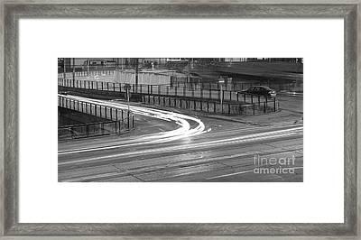 Three Moments In Time Framed Print by Gabriela Insuratelu