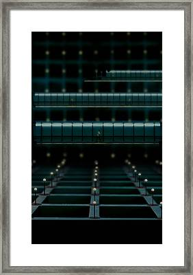 Untitled Framed Print by Ben Glasgow