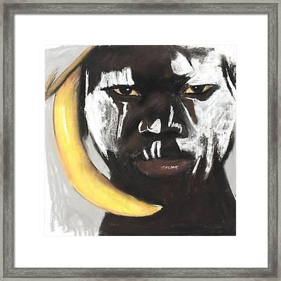 Untitled Framed Print by L Cooper