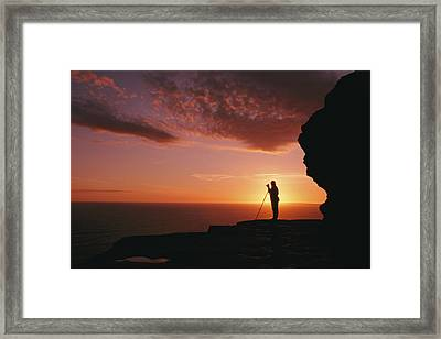 Untitled Framed Print by Richard Nowitz