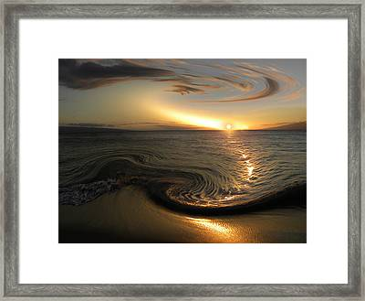 2056 Framed Print by Peter Holme III