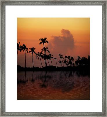 2093 Framed Print by Peter Holme III