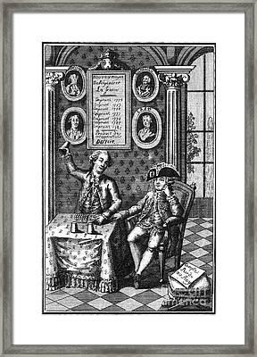 Louis Xvi (1754-1793) Framed Print by Granger
