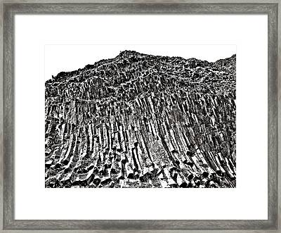 24 Million Years Old ... Framed Print by Juergen Weiss